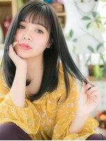 カバーヘア ブリス 北浦和西口店(COVER HAIR bliss)*bliss北浦和*黒髪が大人かわいい…愛されワンカールa