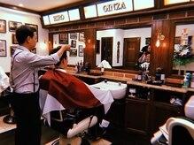 ヒロギンザバーバーショップ 新宿店(HIRO GINZA BARBER SHOP)の雰囲気(理容の技術をストイックに追求。BARBERならではのSTYLEが人気。)