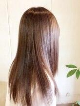 ビオス ヘア(bios hair)純金カラーとクセストパー