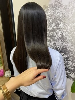 """ルノン(Lunon)の写真/【10/1NEW OPEN】""""Hair Dr""""導入。Lunonこだわりの縮毛矯正であなたの髪質に関するお悩みを徹底的に改善◎"""