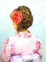 コティー ヘアアンドビューティー(Cottie HAIR&BEAUTY)浴衣に似合う編み込みヘアアレンジ☆