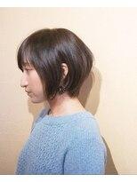 ヘアリメイク チョコミント(Hair Re Make ChocoMint)ショートボブ chocomint