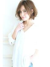 アイニティ(Inity)☆Inity☆短くするならフェミニンショートボブで決まり!