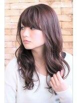 ★hair LOGiA★ 〇バレイヤージュとろみミディ ギブソンタック
