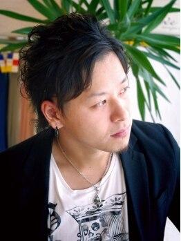 アーチ(Arch)の写真/【メンズカット¥2000/カット+カラー¥4000】Let`s GOモテ男。おしゃれなメンズは巧みなカットで差をつけろ。