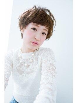 ヘアーズギャラリードゥ(HAIR's GALLERY Deux)の写真/【Deux定番メニュー☆】カット+カラー¥10800→¥7560☆気軽に通えるお手頃価格のクーポンが魅力♪