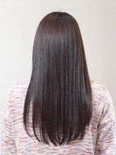 ヘアーデザイン グレーンヒュース(Hair Design Gronhus)ロングスタイル