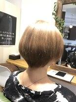 ローグヘアー 亀有店(Rogue HAIR)マッシュデザインカラー