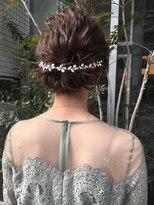 ラパンセヴェール(LA PENSEE VERT)【LA PENSEE】ふわふわドレスヘア