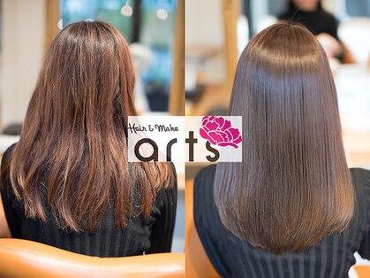 アーツ 町田店(Hair&Make arts)の写真