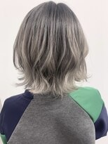 ソース ヘア アトリエ(Source hair atelier)【SOURCE】ホワイトグレージュ
