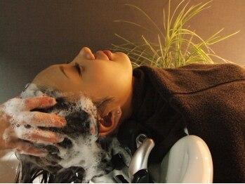 アスール(AZUL)の写真/【YUMEシャンプー台】で日常では味わえない癒しをご提供♪悩みやお好みで選べる3つのSPAクーポンが登場!