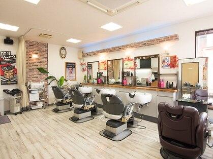 ヘアーサロン ふらっと(Hair Salon)の写真