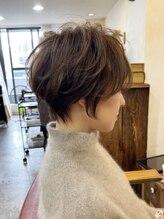 リタへアーズ(RITA Hairs)[RITAHairs]30、40代に人気の束感ショート