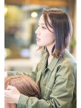 ヘアリライアンスウナ(hair reliance Una)神野 未来