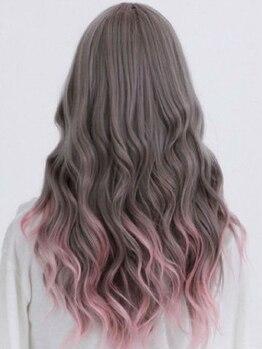 エメールヘア(aimere hair)の写真/外国人風カラーから、肌・髪に優しい『弱酸性カラー』、植物性の『ヘナ』まで、選べる豊富なラインナップ♪