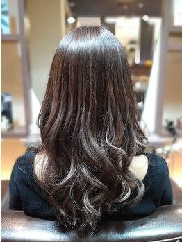 ビーエリア 本店(BE AREA)の写真/【選べるトリートメント♪】お客様の髪質やご希望に合わせてご提案!!