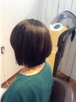 ヘア ルシェ(hair ruscha)【ヘアルシェ】おすすめ♪ナチュラル矯正+ハイライトカラー♪