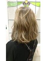 ローグヘアー 亀有店(Rogue HAIR)ハイグレージュ