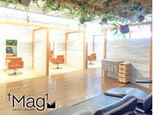 マグサロンギャラリー(Mag salon gallery)の雰囲気(天井がたかく、光が差し込む開放的な店内☆)
