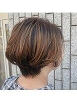 アルマヘアー(Alma hair by murasaki)ハンサムショート