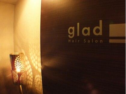 グラッドプラスゴールドエクスペリエンス(glad+gold experience)の写真