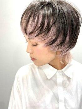 ゼロイチ ヘアームゲン(#01 hair & ∞)の写真/【お家で簡単サロンStyle☆】こだわり抜いたカット技術で扱いやすい髪に♪再現性の高さにリピーター続出!