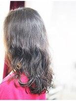 エトネ ヘアーサロン 仙台駅前(eTONe hair salon)【eTONe】クセ毛×広がる髪仕様のウエーブ
