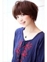 コンプライス 中百舌鳥店(complice)Luciaカラー☆マッシュショート☆