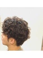 ヘアーアトリエ ラポルト(hair atelier la porte.)メンズパーマ