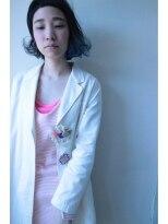 ロベック モトヤマ(Lobec MOTOYAMA)シンプルな様で個性があふれるヘア