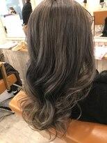 ロア ヘアーコーディネイト 烏丸店(LoRE hair coordinate)グレーパールハイライト