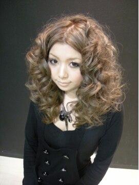 ヘアーメイク カリユ(HAIR MAKE kariyu)ミックス WAVEスタイル