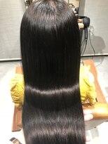 テラスヘア(TERRACE hair)艶髪縮毛矯正ストレートコース