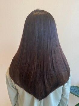 ジェットセット 表参道店(Jetset)の写真/髪質やお悩みに合わせて5種類のトリートメントの中から最適なものをご提案!