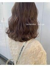 アニー(ANY)lavender beige(MAYA)