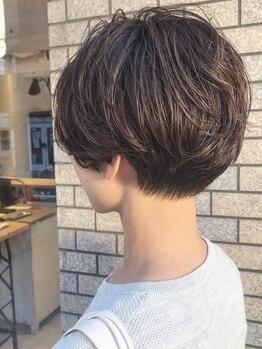 カウチ(kauti)の写真/居心地の良さを追求したヘアサロン◎普段のライフスタイルに合わせ質の良いキレイな髪をつくってくれます。