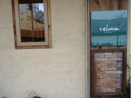 リレイション(relation)の写真