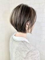 アルマヘア(Alma hair)大人かわいい☆ショートボブ