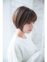 ジョエミバイアンアミ(joemi by Un ami)【joemi】横顔綺麗な小顔ショートボブ(小倉太郎)