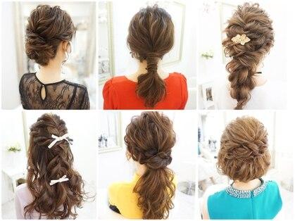 ヘアアンドメイクジップ恵比寿 (Hair&Make ZIP)の写真