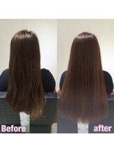 美髪サロン ソラシア(SOLECIA)繰り返すほどツヤ髪になれるカラーコース