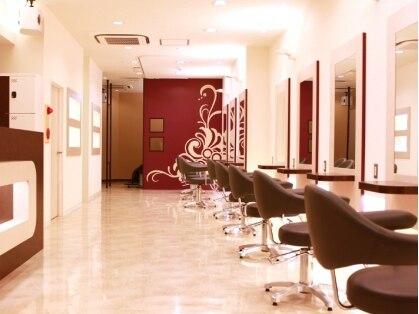 ツインズヘアー ベスティージ 柏駅南口店(TWINS Hair Vestige)の写真