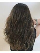 グッデイ ヘアー(GOOD DAY HAIR)【GOOD DAY HAIR】《ハイライト:グラデーション:フェザーロング: