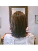 ミーノ(mieno)【髪質改善】手触りなめらか◎極上の艶を体験◎【自由が丘】