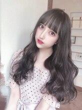 ユーフォリア(Euphoria SHIBUYA GRANDE)【Euphoria/JUN】秋冬におススメ☆ダスティーグレージュ♪