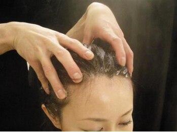 ラニクイール(Lani Quill)の写真/☆アロマの香りが9種類!!【Lani Quill】オリジナルのヘッドスパで癒しのリラクゼーション・・☆