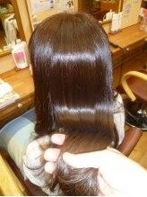 ピュアルーム(Pure Room)成人式前に美髪に♪ミネラルトリートメントS+シリコン除去