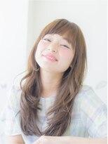 ネオリーブ モカ 川崎チネチッタ店(Neolive mocca)【MOCCA//川崎】☆眉バングのロングルーズカール☆
