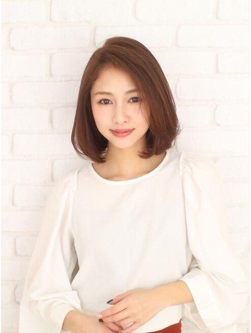 デザインプロデュース ルームヘア 笹塚店(DESIGN PRODUCE Room hair)大人女性の為のアレンジ自在のボブスタイル【笹塚】